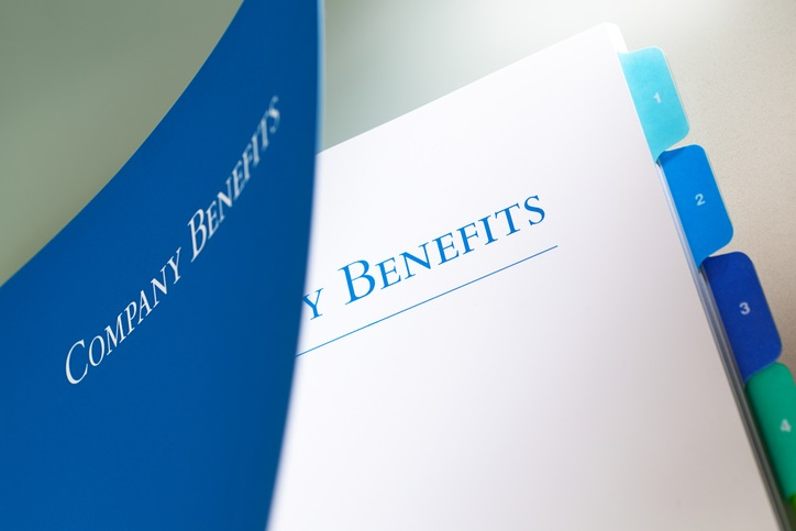 Book of Company Benefits